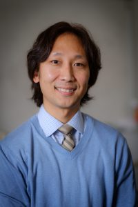 Wake Forest professor of physics and computer science Samuel Cho in his Olin Hall office on Monday, January 23, 2017.