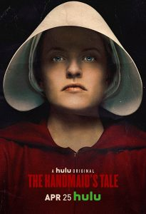 Promotional poster for The Handmaid's Tale