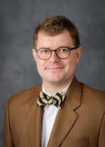 Wake Forest student health staff member Steven Heffner