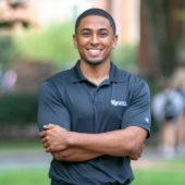 Gregory Deverson of Campus Rec