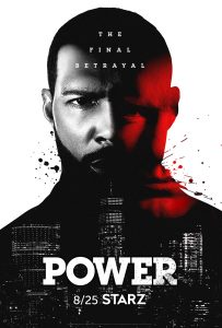 promo image from TV show Power