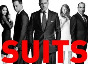 """promo image from TV Show """"Suits"""""""