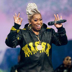 hip hop artist Missy Elliott
