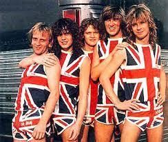 80s British band Def Leppard