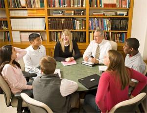 teacher discussion