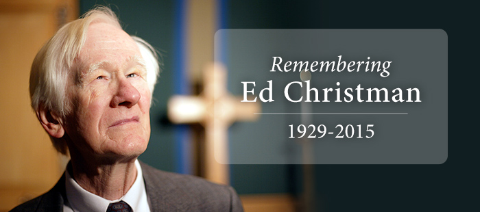 Remembering Ed Christman