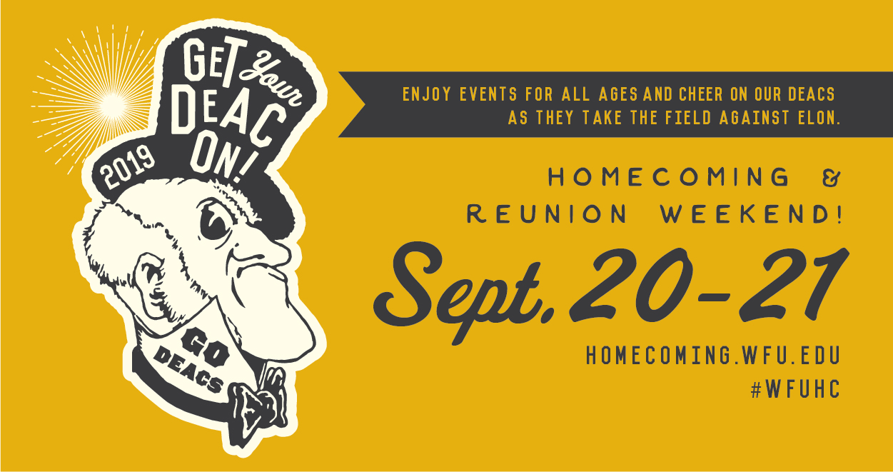 2019 Homecoming and Reunion Photo Gallery