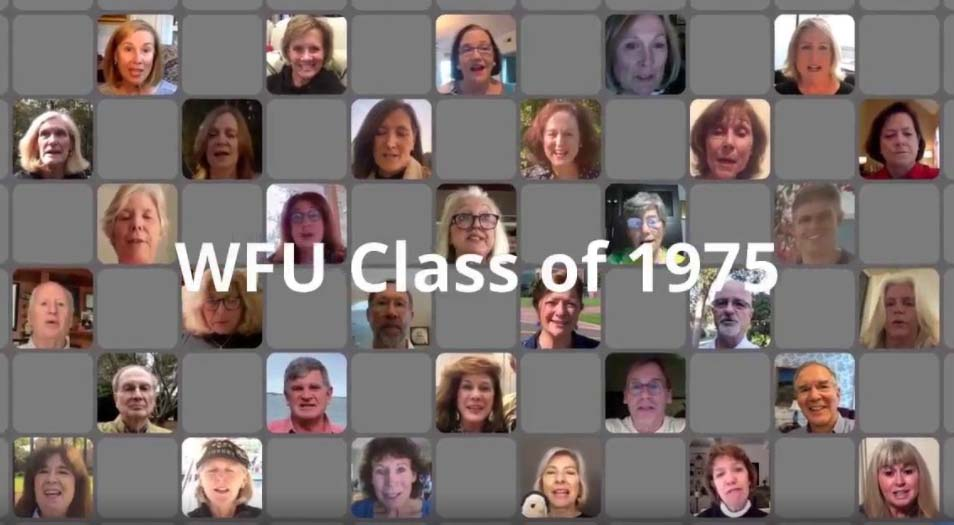 Class of 1975 VidHug