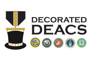 Decorated Deacs