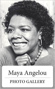 Maya Angelou Photo Gallery