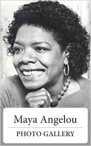 Maya Angelou Photo Gallery