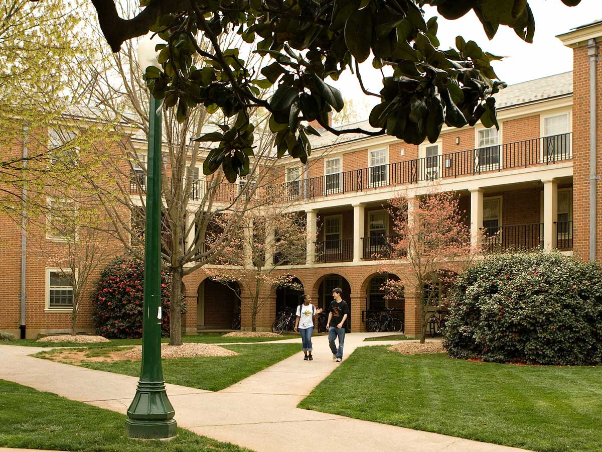 Johnson Residence Hall