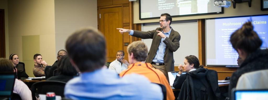 Seminar teaching