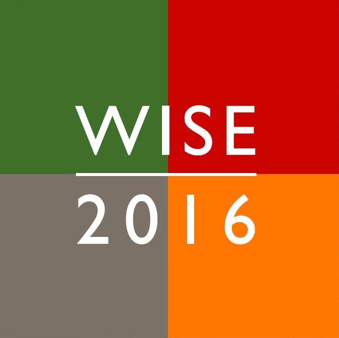 WISE 2016 Logo