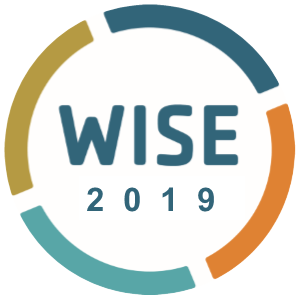 Wise secondary logo