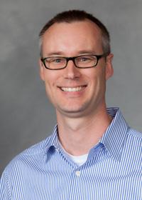 Dr. Von Burg headshot
