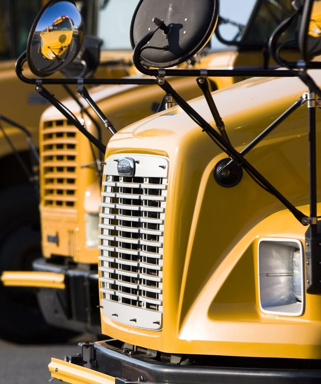 Photo: School Buses