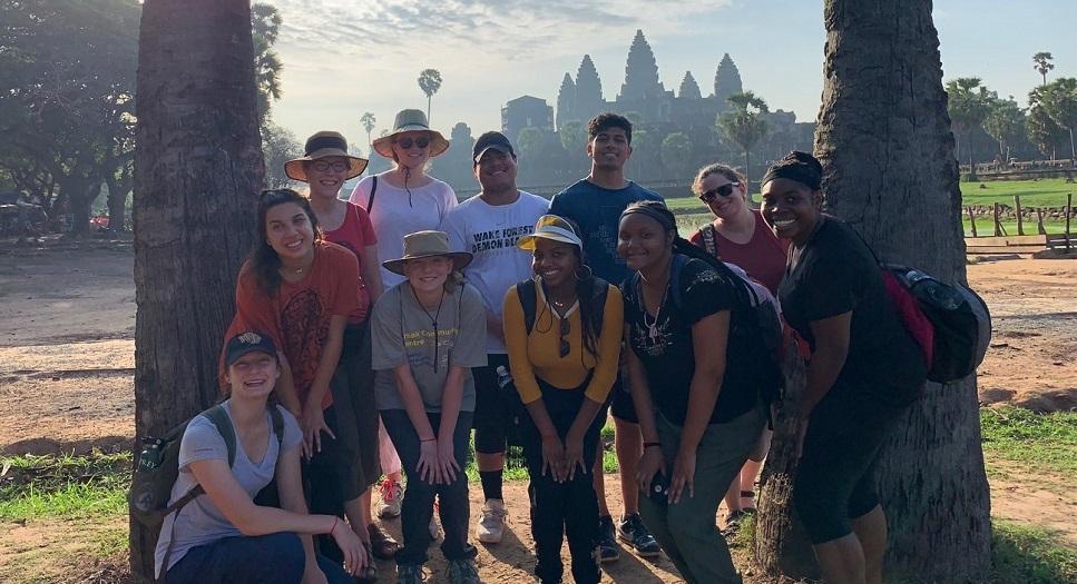 International Service Ankor Wat