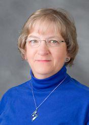 Headshot of Mary Wayne-Thomas