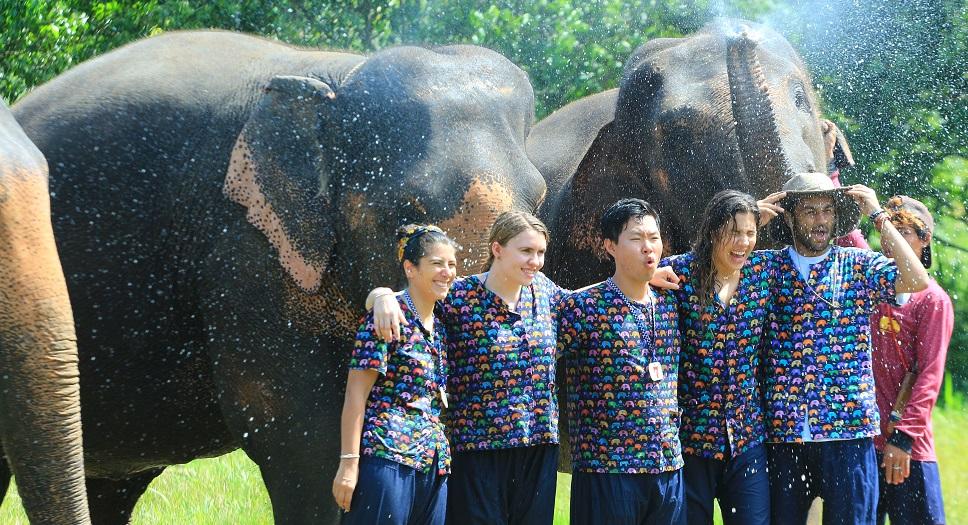 International service elephant