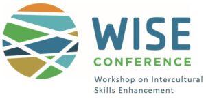 logo for WISE Conference (Workshops on Intercultural Skills Enhancement)