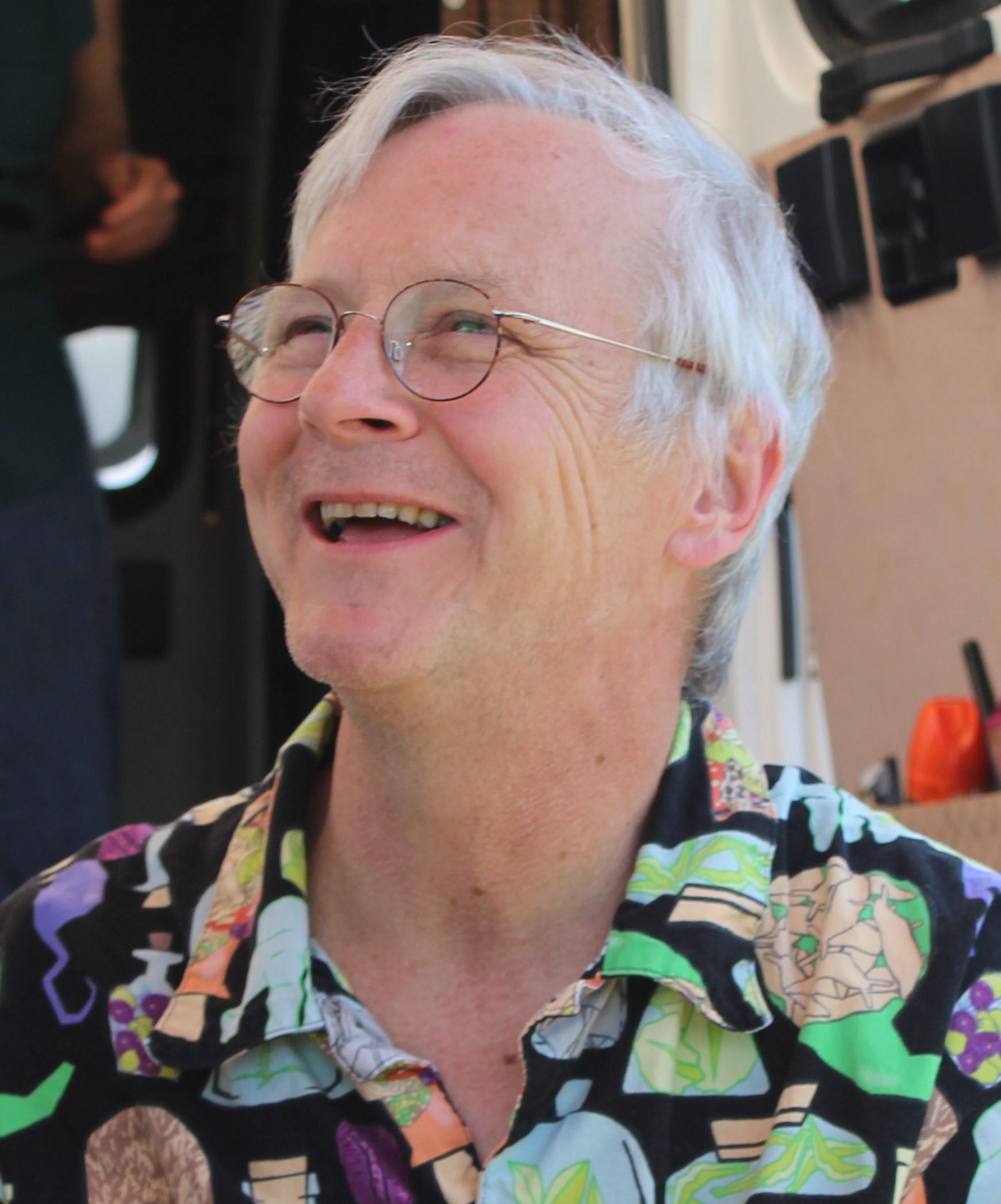 Brian Tague - biology faculty member
