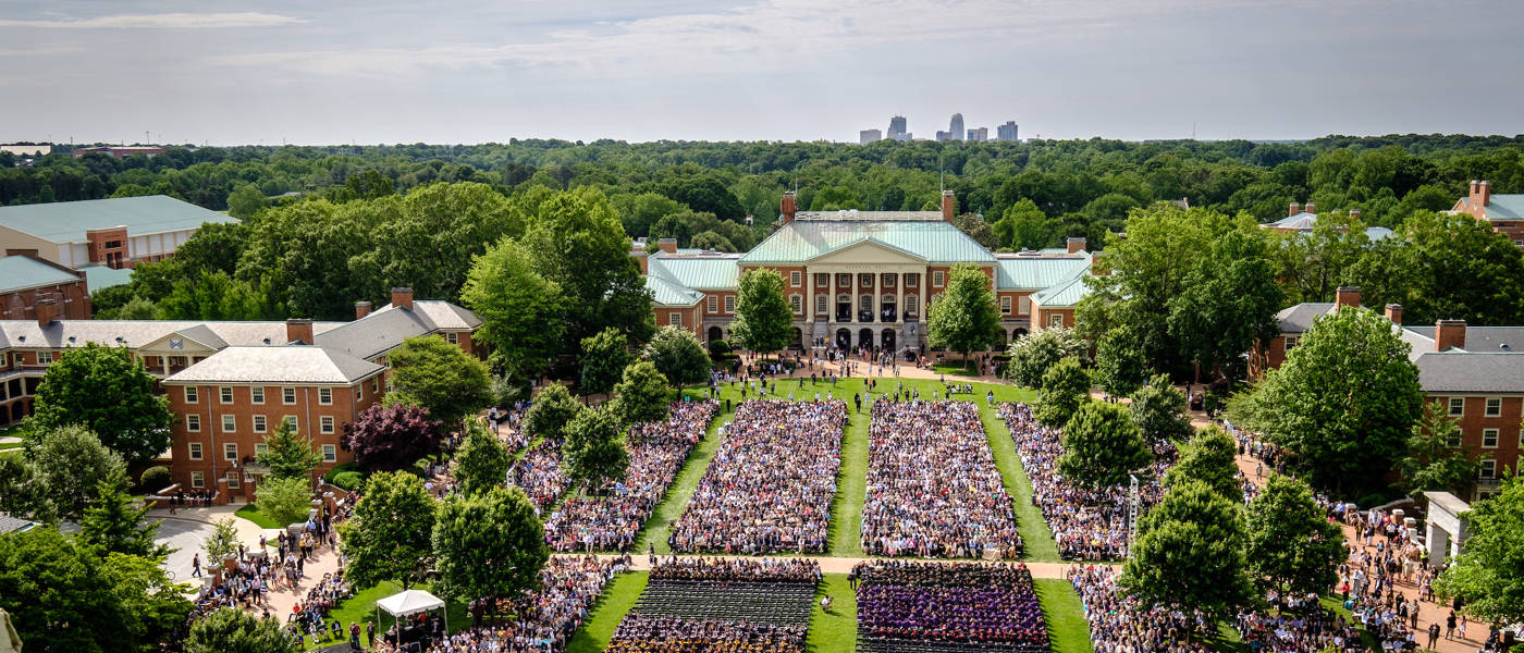 Wake Forest Graduation 2020.Commencement 2020 Commencement 2017