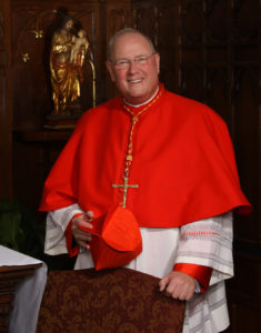 His Eminence Timothy Michael Cardinal Dolan