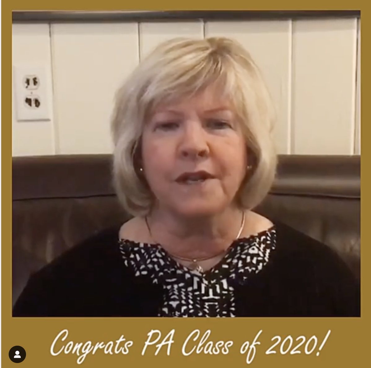 Congrats PA Class of 2020