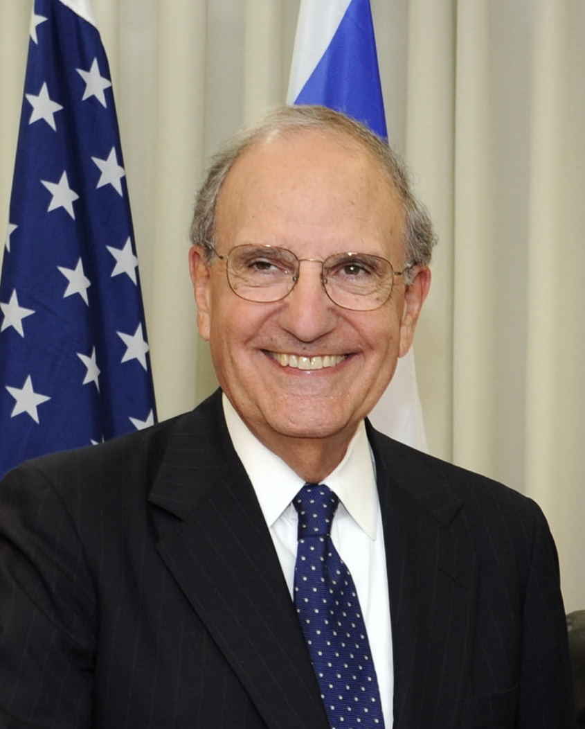 George J. Mitchell, former U.S. Senator and author