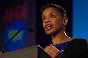 Leadership Project Rally with Donna Edwards