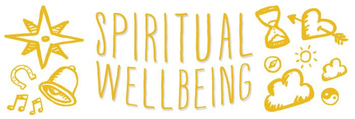 Spiritual Wellbeing Banner