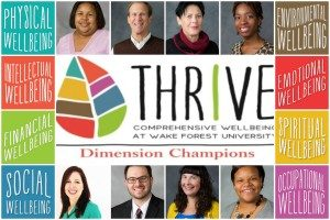 Thrive Champions Collage
