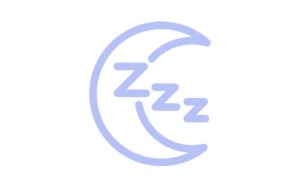 icon of sleep