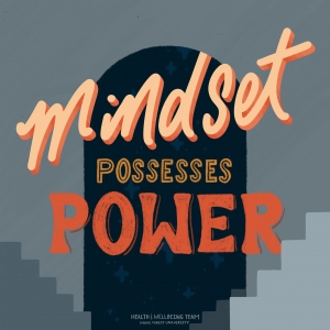 "Design that reads ""Mindset possesses power"""