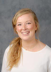 Kate Bechtel, 2017-18 President's Aide