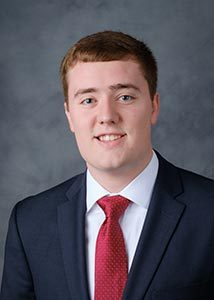 Kyle Tatich, 2017-18 President's Aide