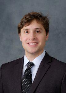 Spencer Schiller, 2017-18 President's AIde