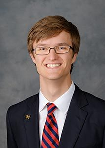 William Morgan, 2017-18 President's Aide