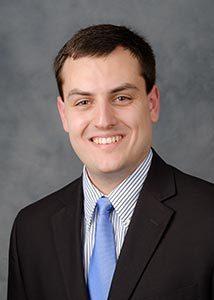 Zach Triplett, 2017-18 President's Aide
