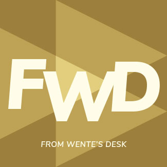 From Wente's Desk logo