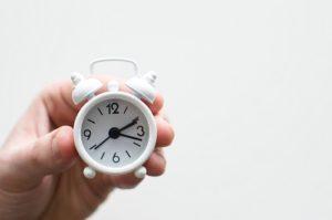 simplicity clock