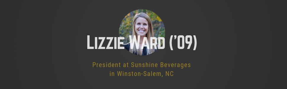 Lizzie Ward Deacon Spotlight
