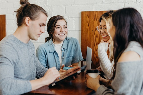 Alumni Advice: Make Connections + Develop Your Expertise