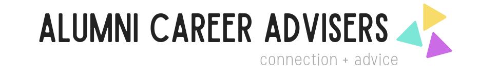 Copy of Copy of Alumni Career Advisers