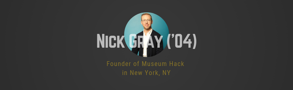 Read Nick Gray's spotlight