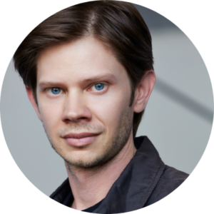 Lee Norris headshot