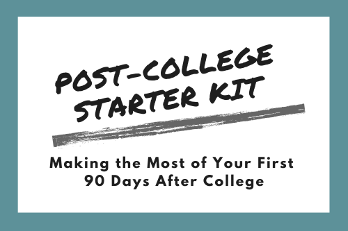 Post-College Starter Kit