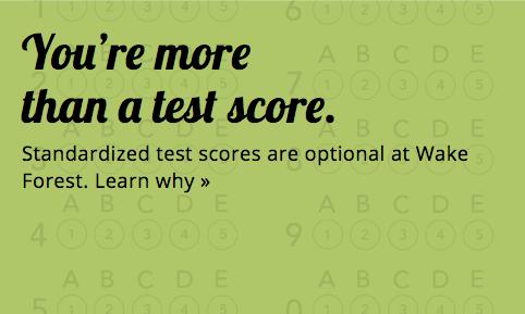 You're more than a test score