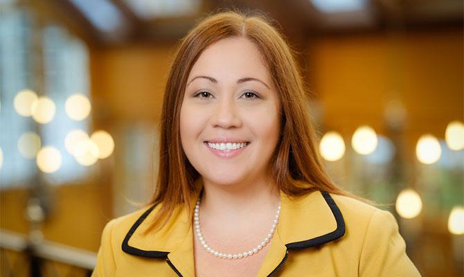 Karen Vargas, Dean of Admissions